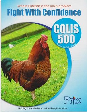 Colis - Front